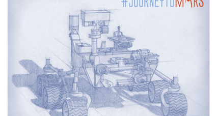 What will the next Mars rover do? NASA unveils design. (+video)