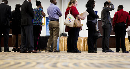 Economy adds 209,000 jobs in July. Is Wall Street growing frustrated? (+video)