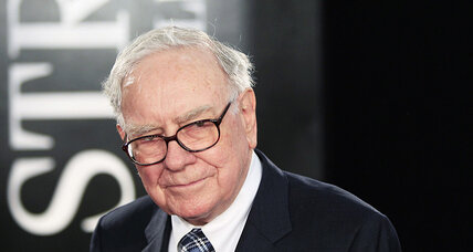 Warren Buffet's investment strategy for average Americans