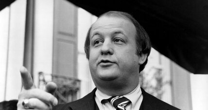 James Brady, a champion of gun control known for his charm and wit