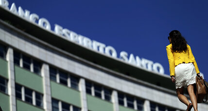 Banco Espirito Santo bailout raises questions, boosts US stocks (+video)