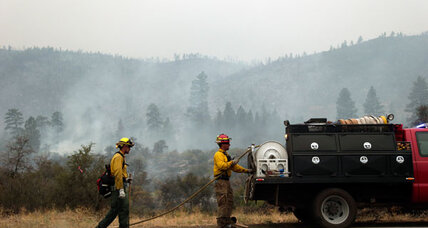 Two men get prison for accidentally starting wildfire. Too harsh? (+video)