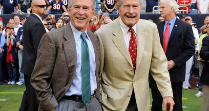 Bush on Bush, and the best presidential memoir never written