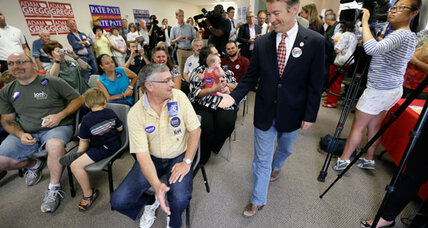 Rand Paul escapes trap set by immigration activists. But what about 2016?
