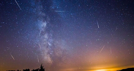 How you can watch the Perseid meteor shower, even with the full moon