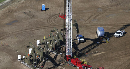 What's fueling the fracking boom? Debt.