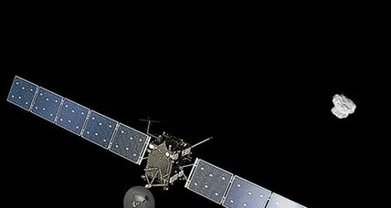 Rosetta comet rendezvous: How to watch it live