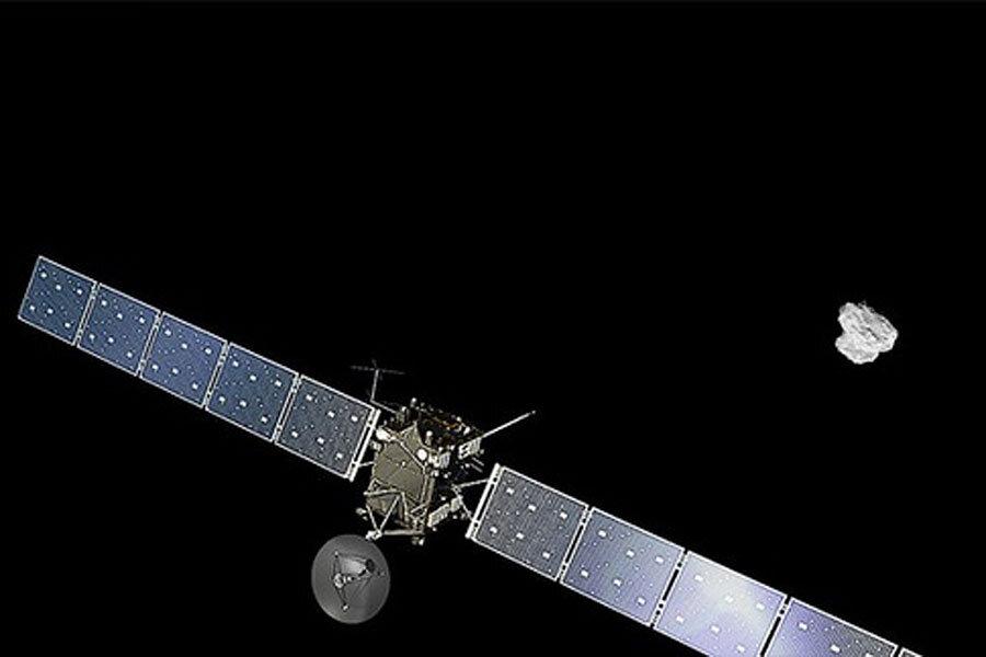 Rosetta spacecraft  Wikipedia