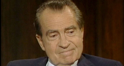 Nixon tapes released for 40th anniversary of resignation (+video)