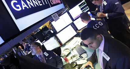 Gannett (GCI) splits media into two companies, buys Cars.com (+video)