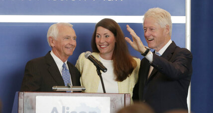 Bill Clinton factor: Can he tip Senate race to topple McConnell? (+video)