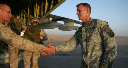 General McChrystal: Does endorsement signal he may get into politics, too?