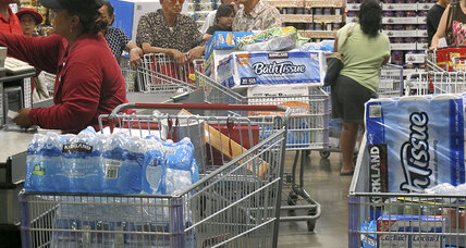 Hawaii braces for hurricane Iselle, tropical storm Julio
