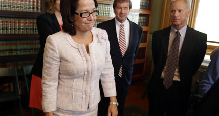 Indiana chooses first female chief justice