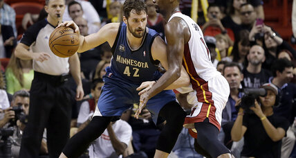 Kevin Love to the Cavs: How rare is trading a No.1 pick? (+video)