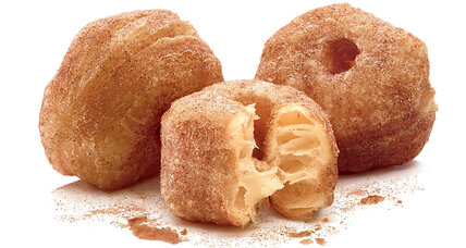 Cronuts at Jack in the Box? Not quite – meet the croissant donut.