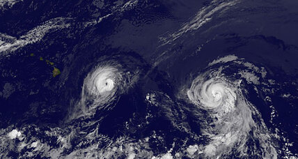Why are more big storms hitting Hawaii?