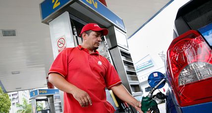 With world's cheapest gas, Venezuela eyes price hike