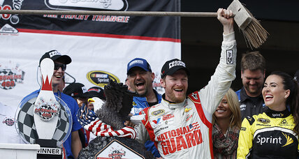Dale Earnhardt Jr. and IndyCar lose National Guard sponsorship