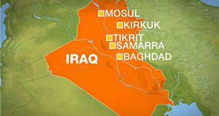 US airstrikes hit ISIS in northern Iraq