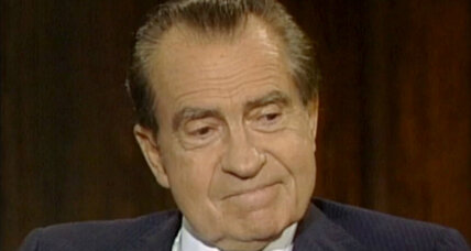 Richard Nixon resignation: his raw, personal farewell