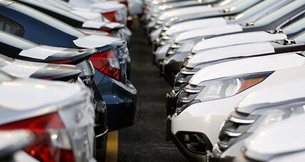 Car prices rise two times faster than salaries