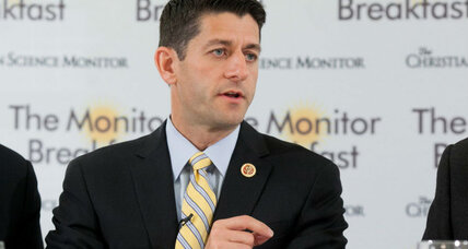 Paul Ryan: US competitiveness hindered by Obama environmental regulations