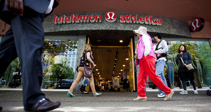 Lululemon Athletica founder sells 50 percent of stake