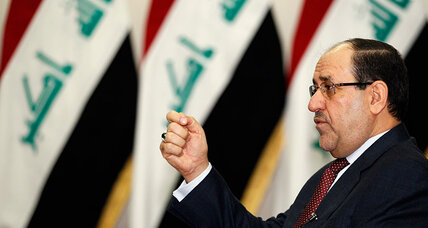 As US bombs militants in Kurdistan, Maliki clings to power in Baghdad