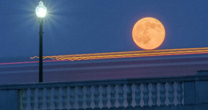 How to measure 2014 biggest 'supermoon': diopter, theodolite, or just eye it?