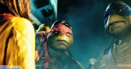 'Ninja Turtles' sweeps box office, confounds critics
