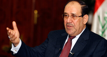 Nouri al-Maliki has lost his job, but it doesn't really matter