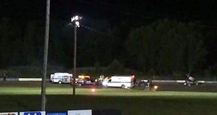Tony Stewart crash probe focuses on track, lighting