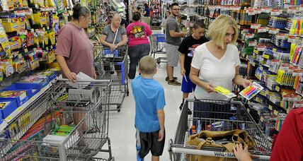 Back-to-school sales: why families will spend more this year