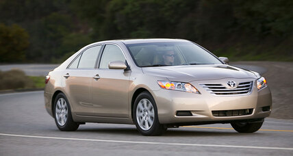 Toyota recalls 177,000 Camry hybrids for brake-fluid problem