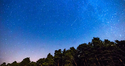 Perseid meteor shower peaks tonight: When to watch