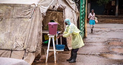 Why Africans are welcoming – but wary of – untested Ebola drug