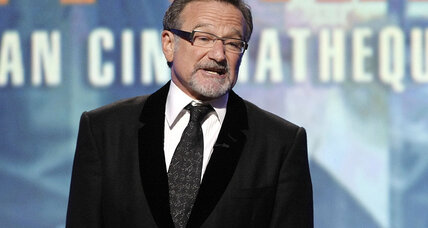 Robin Williams dies. We may never see another box office star like him.