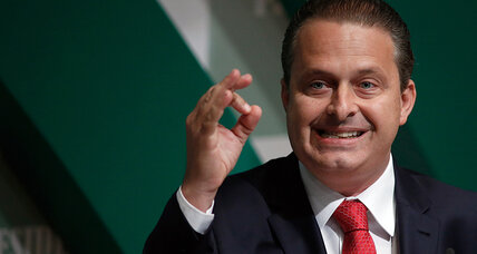Brazilian presidential candidate killed in plane crash, shaking up the race