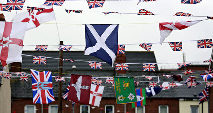 If Scotland leaves the United Kingdom, is Northern Ireland next (+video)