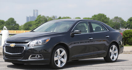 The nine safest cars of 2014