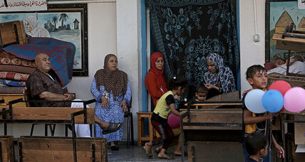 Gaza cease-fire extended as negotiators in Cairo remain far apart