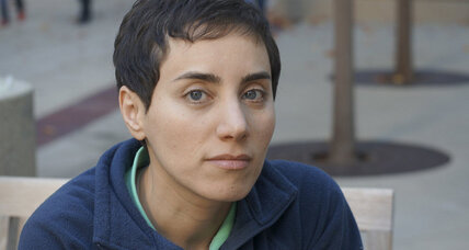 Woman wins Fields Medal, the 'Nobel' of mathematics. Will she inspire others?