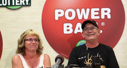 Powerball winner in Colorado claims state's largest prize ever (+video)