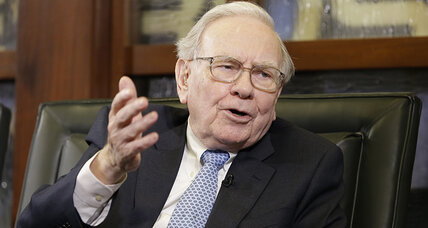Berkshire Hathaway stock passes $200k. How did Warren Buffett do it?