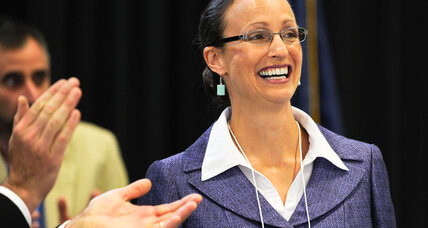 Montana Senate race a lost cause for Democrats? Enter Amanda Curtis (+video)