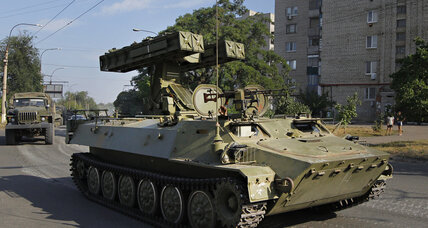 Ukraine claims advances in east as rebels' ranks churn (+video)