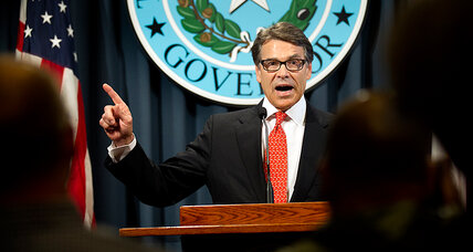 Could Rick Perry benefit from indictment? (+video)