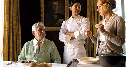 'The Hundred-Foot Journey' is predictable but comforting