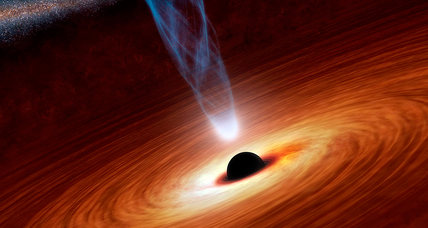 Do black holes come in 'medium'? They do now.
